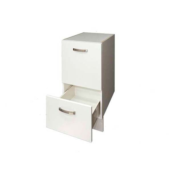 450w Rubbish Bin 1 Drawer Cabinet Pace Modular Kitchen